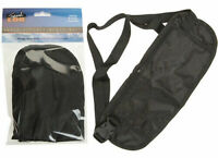 2 X Concealed secret under clothes money passport travel waist bag BELT wallet