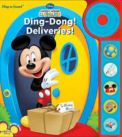 Ding-Dong Deliveries! (Play-A-Sound Books), , Very Good Book