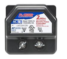 Fi-Shock 2-Mile Ac Hardwired Electric Fence Charger
