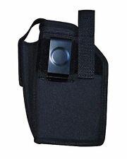 Ambidextrous Gun Belt Holster Pouch Fits Full Autos w/ Laser Lights Size 24 260B