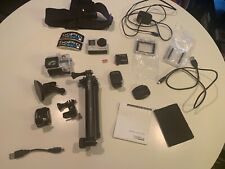 GoPro HERO4 Action Camera - Silver With Accessories
