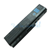 New PA3817U-1BRS C655 Genuine Original Toshiba Satellite L655 Battery PC 6Cell