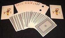 Antique Collectible Deck of Jumbo Playing Cards