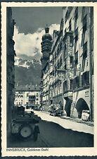 Ansichtskarte Innsbruck Goldenes Dachl - 00824