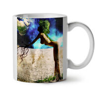 Tree Desert Life Nature NEW White Tea Coffee Mug 11 oz | Wellcoda