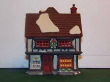 Department 56 Dickens Village Series Tutbury Printer #55689-T44