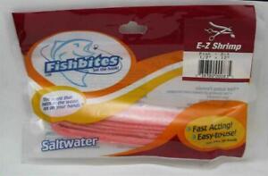 Fishbites 0083 E-Z Shrimp Pink Fast Acting 22588