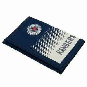 Glasgow Rangers FC Nylon Wallet OFFICIAL LICENSED PRODUCT CHRISTMAS GIFT