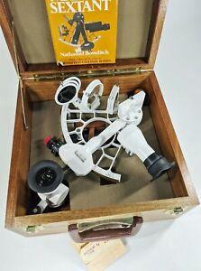 Beginners Celestial Navigation Kit w/ Cassens & Plath Sextant w/WoodBox New$2000