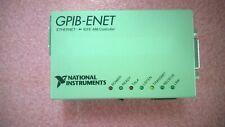 National Instruments Gpib Enet Ethernet Gpib Controller 181950l 01