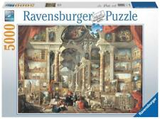 RAVENSBURGER JIGSAW PUZZLE VIEWS OF MODERN ROME 5000 PCS #17409