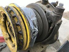 Ingersoll Rand Pneumatic Air Tugger Winch - Size Du