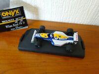 RENAULT F1 - Onyx Formula 1 Models - Williams Renault FW14 - Nigel Mansell -1992