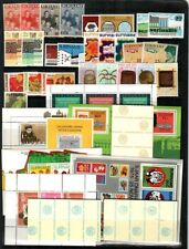 Surinam - small collection of Mint NH sets, S/S, booklets (Catalog Value $56.80)