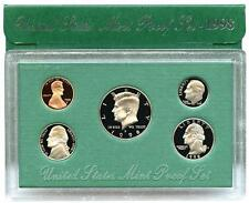1998 S US Mint Proof Coin Set