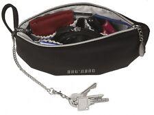 BODENSCHATZ Bag in Bag mit LED Kulturtasche Kosmetiktasche schwarz NEU 27 cm