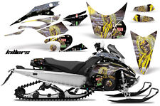 AMR RACING SNOWMOBILE DECAL GRAPHIC SLED KIT YAMAHA FX NYTRO 08-12 IRON MAIDEN K