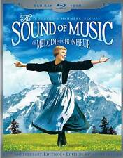The Sound of Music (45th Anniversary Edition) BD + DVD Combo [Blu-ray]