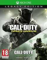Call of Duty: Infinite Warfare Legacy Edition (Xbox one) - MINT - FAST DELIVERY