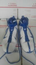 Nike Zoom Air ELITE (07) High Top Basketball Shoes 316180-143 LN3.MEN'S Size 15