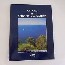 XX ANS AU SERVICE DE LA NATURE AMPN 1975 1995 MONACO