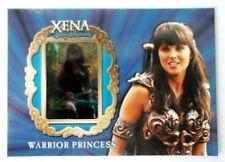 GX2 Xena Gallery film insert Xena Warrior Princess Art & Images trading card