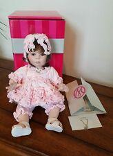 Marie Osmond Porcelain Doll OH!OH! Small Talk  COA
