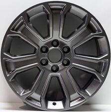 "Cadillac Escalade 2015 2016 2017 Hyper 22"" New Replacement Wheel Rim TN 5665"