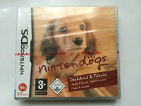 Nintendogs Miniature Dachshund & Friends For Nintendo DS, DSi & 2DS (Sealed)