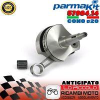 57004.14 ALBERO MOTORE ANTICIPATO PARMAKIT RACING CONO 20 VESPA ET3 PRIMAVERA