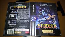 # Sega Mega Drive-Strider 2-Top/MD juego #