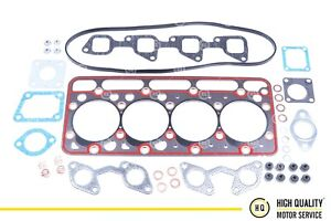 Full Gasket Set With Head Gasket For Kubota, Bobcat, 19077-03310, V2203-M, V2203