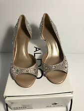 ALDO - Brand New AELIZIA - 85 Diamante Shoes - Size 38 (5)