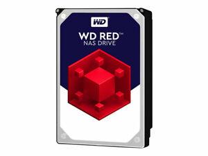 Interne NAS Festplatte WD Red Plus 3.5 Zoll SATA 1TB 2TB 3TB 4TB 6TB