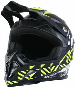 Kinder Cross Helm Hornet Kinderhelm MX Motocross Quadhelm