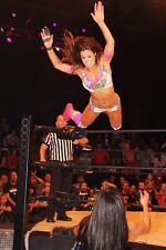 NEW Action Shot #3! TNA IMPACT KNOCKOUT BROOKE TESSMACHER! Signed 2 U! * WWE