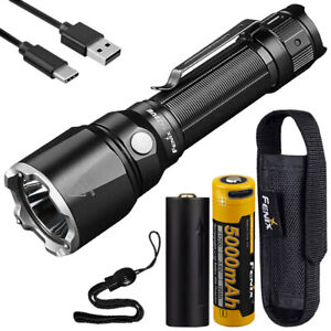 Fenix TK22UE Ultimate Edition 1600 Lumen 443 Yard Throw Tactical Flashlight
