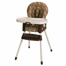 NEW Owl Hoot Baby Feeding High Chair Booster 2-in-1 Seat - 3 Position Reclining