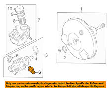 BMW OEM 01-06 325Ci ABS Anti-lock Brakes-Pressure Sensor 34521164458