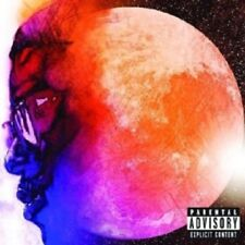 KID CUDI - MAN ON THE MOON: END OF DAY  CD  16 TRACKS HIPHOP / RAP / POP  NEW+