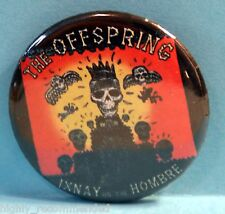 The Offspring: Ixnay on the Hombre Music Group Advertising Pinback Pin 1-3/4""