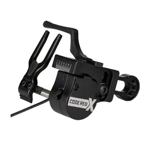 Ripcord Code Red X Right Hand Black RCCRX-R Bow Hunting Arrow Rest