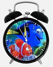 "Finding Nemo Dory Alarm Desk Clock 3.75"" Home or Office Decor Z141 Nice For Gift"