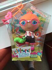 Lalaloopsy Littles Specs Read A Lot NRFB New In Box