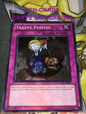 OCCASION Carte Yu Gi Oh TRAPPE PERFIDE TU03-FR005