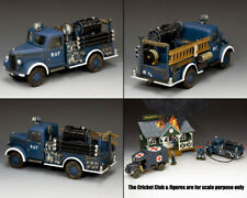 KING & COUNTRY ROYAL AIR FORCE RAF054 BEDFORD 1939 FIRE ENGINE MIB