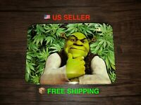 """Cartoon Metal Rolling Tray Bong RAW Style Hemp Cigarette Rolling papers 7""""x5"""""""