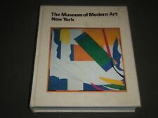 1984 THE MUSEUM OF MODERN ART NEW YORK HARDCOVER BOOK - I 533