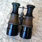 WW1 BRITISH OFFICER BINOCULARS WAR OFFICE MILITARY ARMY FIELD GLASSES SOLDIER