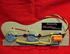 Ready built Fender USA Precision Jazz PJ Bass Wiring mise à niveau/Loom/Harnais
